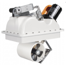 Bowthruster, 12 V, retractable, incl. battery