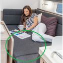 Upholstery for Berth Extension - H388