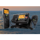 B&G VHF V50 at chart table, incl. wireless remote handset H50