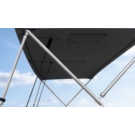 Bimini with stainless steel stake (colour selection)